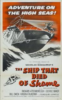 The Ship That Died of Shame - 27 x 40 Movie Poster - Style A