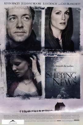 The Shipping News - 11 x 17 Movie Poster - Style A