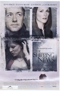 The Shipping News - 43 x 62 Movie Poster - Bus Shelter Style A