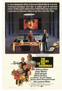 The Shoes of the Fisherman - 27 x 40 Movie Poster - Style A