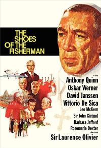 The Shoes of the Fisherman - 11 x 17 Movie Poster - Style B