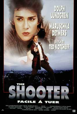 The Shooter - 11 x 17 Movie Poster - French Style A