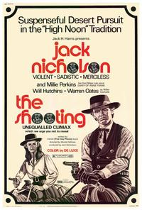 The Shooting - 27 x 40 Movie Poster - Style A