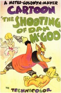 The Shooting of Dan McGoo - 11 x 17 Movie Poster - Style B