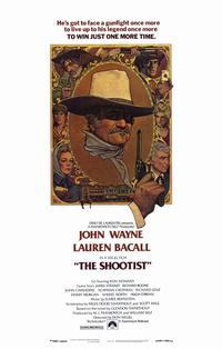 The Shootist - 11 x 17 Movie Poster - Style A - Museum Wrapped Canvas