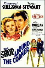 The Shop Around the Corner - 27 x 40 Movie Poster - Style B