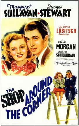 The Shop Around the Corner - 11 x 17 Movie Poster - Style B