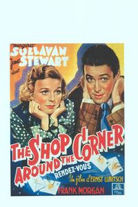 The Shop Around the Corner - 14 x 22 Movie Poster - Belgian Style A