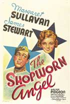 The Shopworn Angel - 11 x 17 Movie Poster - Style A