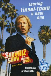 The Showbiz Show with David Spade - 11 x 17 TV Poster - Style A
