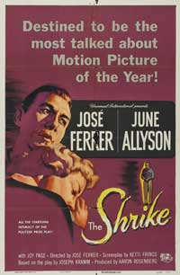 The Shrike - 11 x 17 Movie Poster - Style A