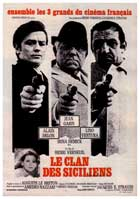 The Sicilian Clan - 27 x 40 Movie Poster - French Style A