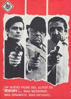 The Sicilian Clan - 11 x 17 Movie Poster - Spanish Style A