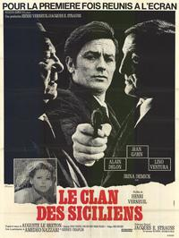 The Sicilian Clan - 11 x 17 Poster - Foreign - Style A