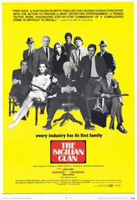 The Sicilian Clan - 11 x 17 Movie Poster - Style A