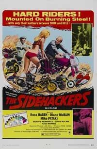The Sidehackers - 27 x 40 Movie Poster - Style C