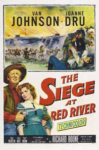 The Siege at Red River - 11 x 17 Movie Poster - Style A