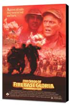 The Siege of Firebase Gloria - 11 x 17 Movie Poster - Style A - Museum Wrapped Canvas