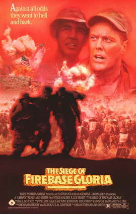The Siege of Firebase Gloria - 11 x 17 Movie Poster - Style A