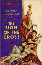 The Sign of the Cross - 11 x 17 Movie Poster - Style C