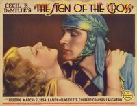 The Sign of the Cross - 11 x 14 Movie Poster - Style B