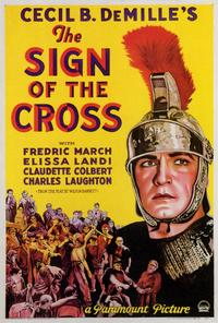 The Sign of the Cross - 27 x 40 Movie Poster - Style B