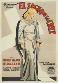 The Sign of the Cross - 11 x 17 Movie Poster - Spanish Style B