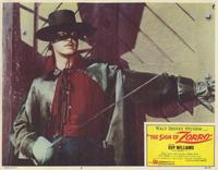 The Sign of Zorro - 11 x 14 Movie Poster - Style C