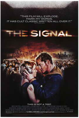 The Signal - 27 x 40 Movie Poster - Style A