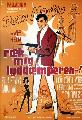 The Silencers - 27 x 40 Movie Poster - Danish Style A