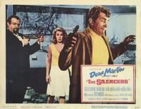 The Silencers - 11 x 14 Movie Poster - Style A