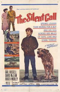 The Silent Call - 27 x 40 Movie Poster - Style A