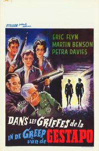 The Silent Invasion - 11 x 17 Movie Poster - Belgian Style A