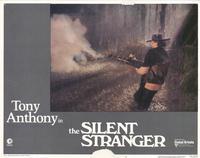 The Silent Stranger - 11 x 14 Movie Poster - Style D