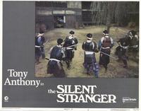 The Silent Stranger - 11 x 14 Movie Poster - Style C