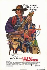 The Silent Stranger - 11 x 17 Movie Poster - Style A