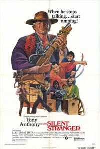 The Silent Stranger - 27 x 40 Movie Poster - Style A