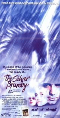 The Silver Brumby - 11 x 17 Movie Poster - Style B