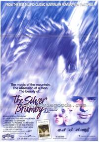 The Silver Brumby - 43 x 62 Movie Poster - Bus Shelter Style A