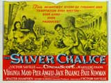 The Silver Chalice - 30 x 40 Movie Poster UK - Style A