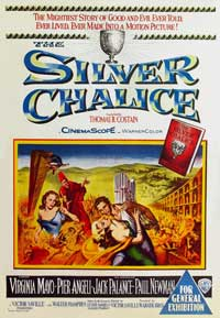 The Silver Chalice - 27 x 40 Movie Poster - Australian Style A