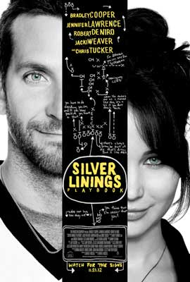The Silver Linings Playbook - 27 x 40 Movie Poster - Style A