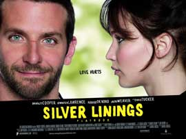 The Silver Linings Playbook - 22 x 28 Movie Poster - Style A