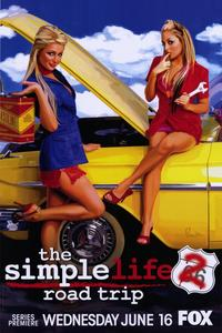 The Simple Life 2: Roadtrip - 11 x 17 TV Poster - Style A