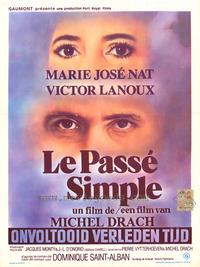 The Simple Past - 27 x 40 Movie Poster - Belgian Style A