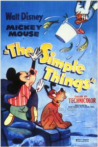 The Simple Things - 27 x 40 Movie Poster - Style A