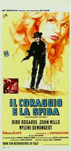 Singer Not The Song - 11 x 17 Movie Poster - Italian Style A