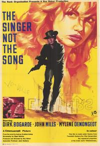 Singer Not The Song - 27 x 40 Movie Poster - Style A