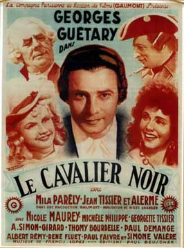 Singer Not The Song - 11 x 17 Movie Poster - French Style A