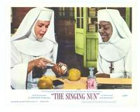 The Singing Nun - 11 x 14 Movie Poster - Style C